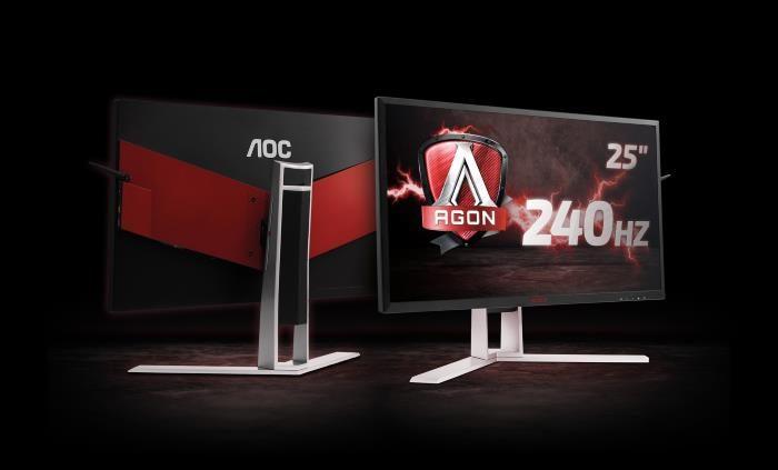 monitor gaming 2017