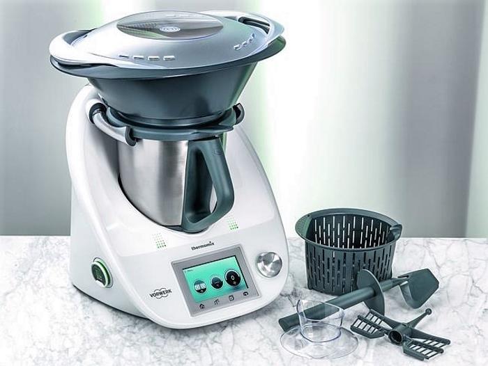 Robot Da Cucina Kenwood O Bimby. Finest Robot Da Cucina Scelta ...