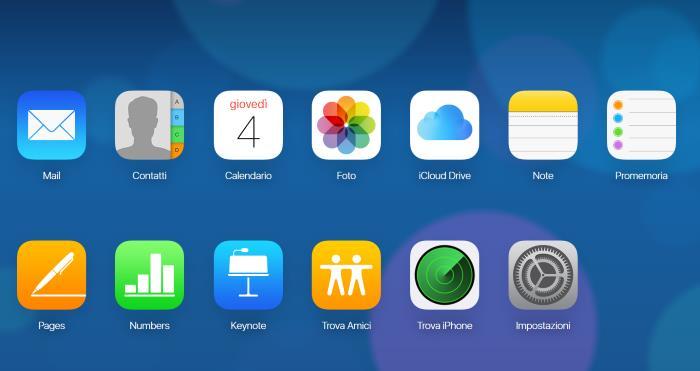 id apple trova il mio iphone senza