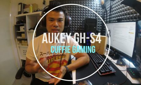 cuffie pc gaming aukey