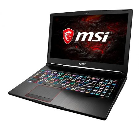 Notebook MSI GE63VR RAIDER 3
