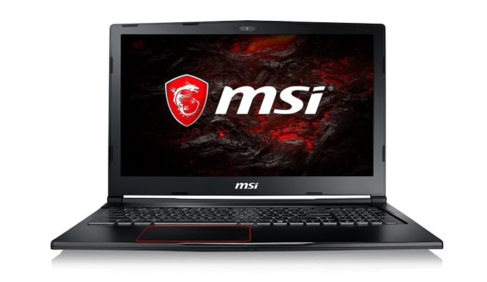 Notebook MSI GE63VR RAIDER