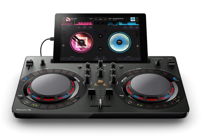 wedj app dj android
