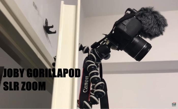 JOBY GORILLAPOD SLR ZOOM