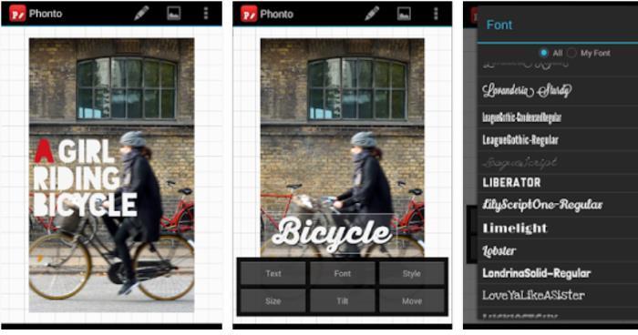 Come Firmare Foto Applicazioni Per Smartphone Cellulare