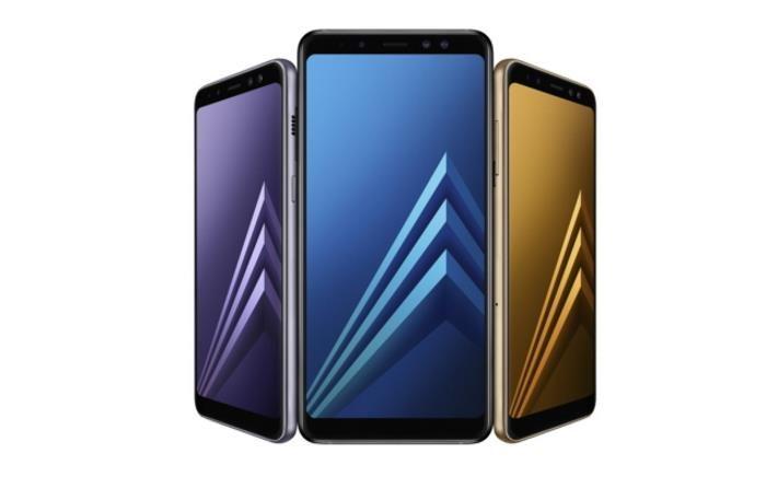 Samsung Galaxy A8 ed A8+ 2018