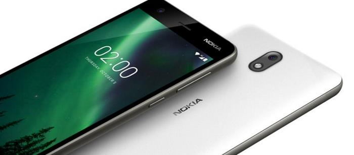 nokia 2 smartphone android