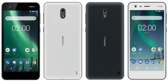 Nokia 2 smartphone android 2018 da 100 euro prezzo for Smartphone 100 euro 2017
