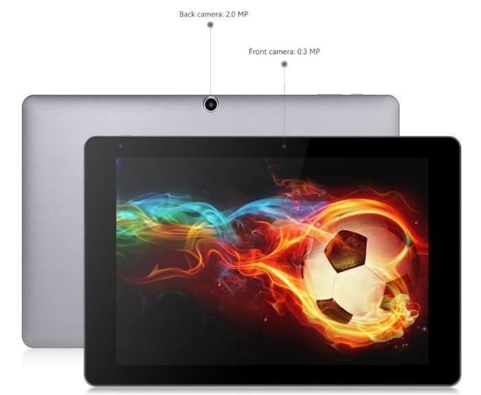 CHUWI HI10 PLUS 10.8 pollici: Tablet con Windows 10 + Android 5.1
