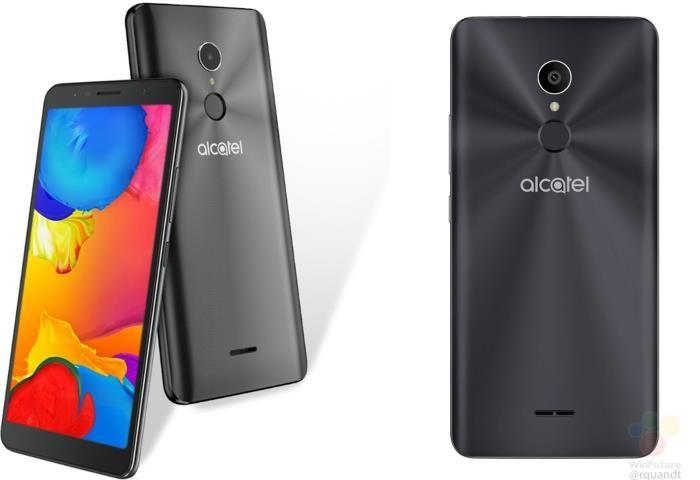 Alcatel 3C, smartphone Android con display 18:9 economico