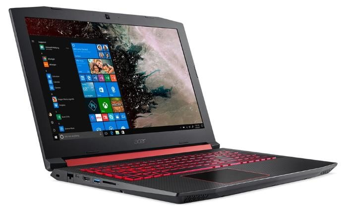 Acer Nitro 5: notebook gaming 2018 con CPU Ryzen e GPU AMD RX560