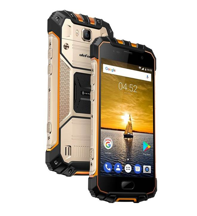 ulefone armor 2s smartphone android
