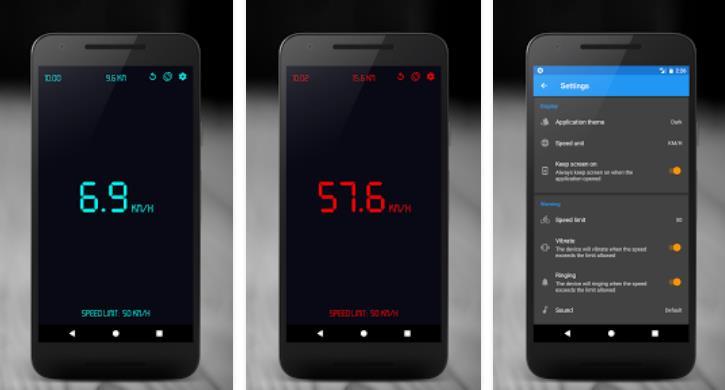 app tachimetro gps per android come misurare velocit km h. Black Bedroom Furniture Sets. Home Design Ideas