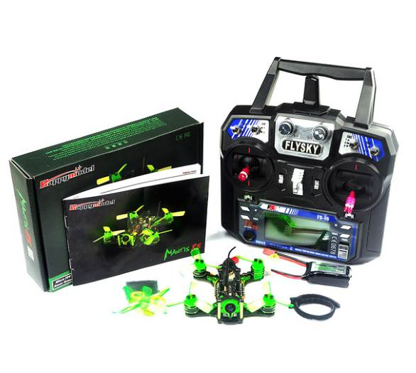 Mini drone Mantis85 brushless