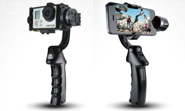 miglior gimbal 3 assi smartphone action cam