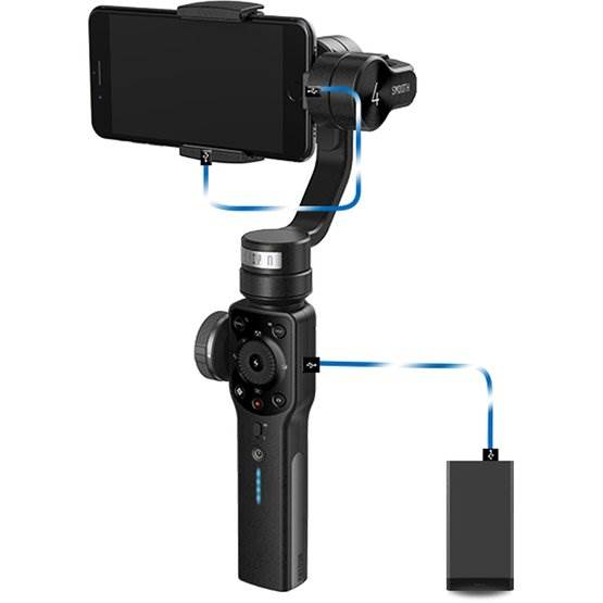 miglior gimbal per smartphone action cam