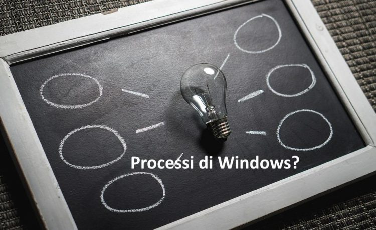 come vedere processi windows pc