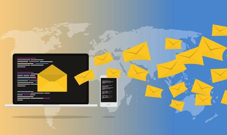 Invio di email multiple