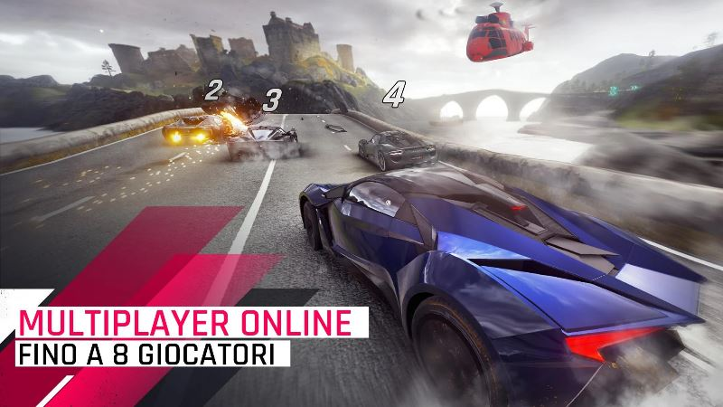giochi auto multiplayer