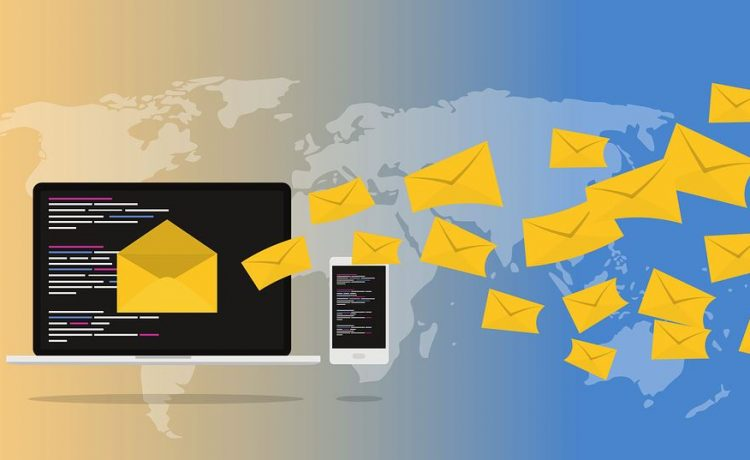 messaggio truffa email account hackerato