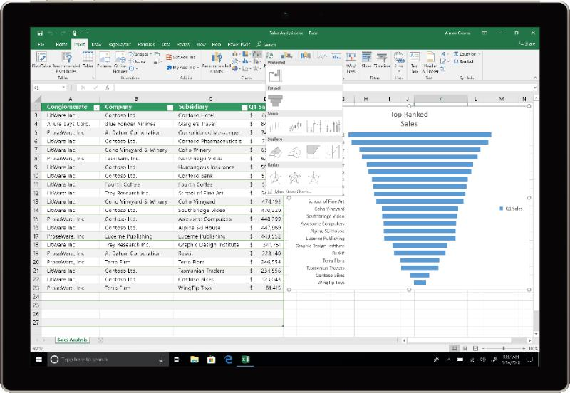 office 2019 excel