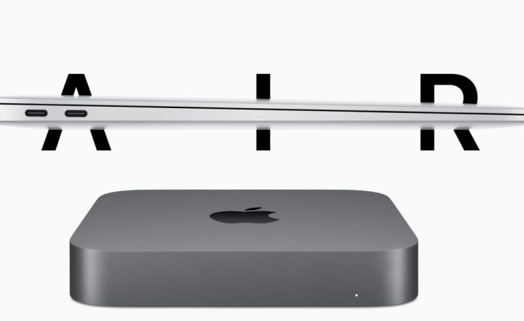 nuovo mac book air mac mini 2018