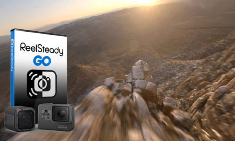 ReelSteady GO software per stabilizzare i video