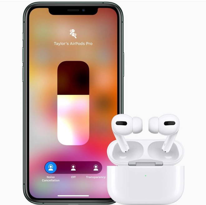 airpods apple cuffie
