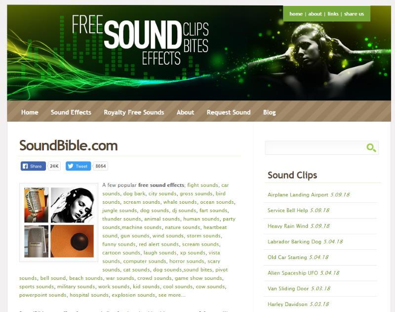 Effetti sonori applausi da scaricare gratis