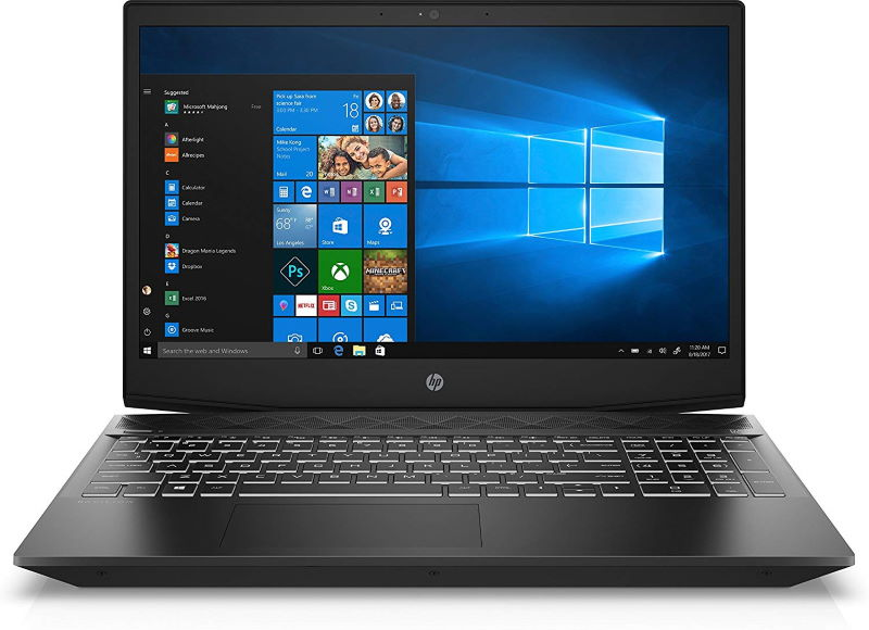 notebook gaming hp serie cx